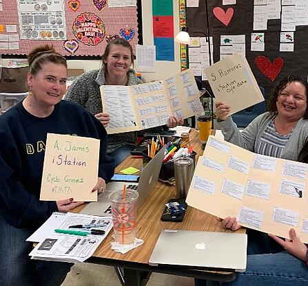 Seguin ISD teachers tracking student growth with Istation
