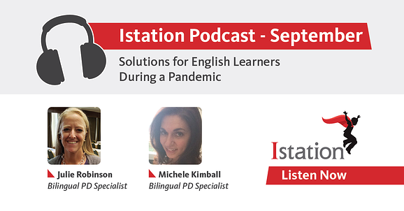 September Podcast - Solutions for English Learners