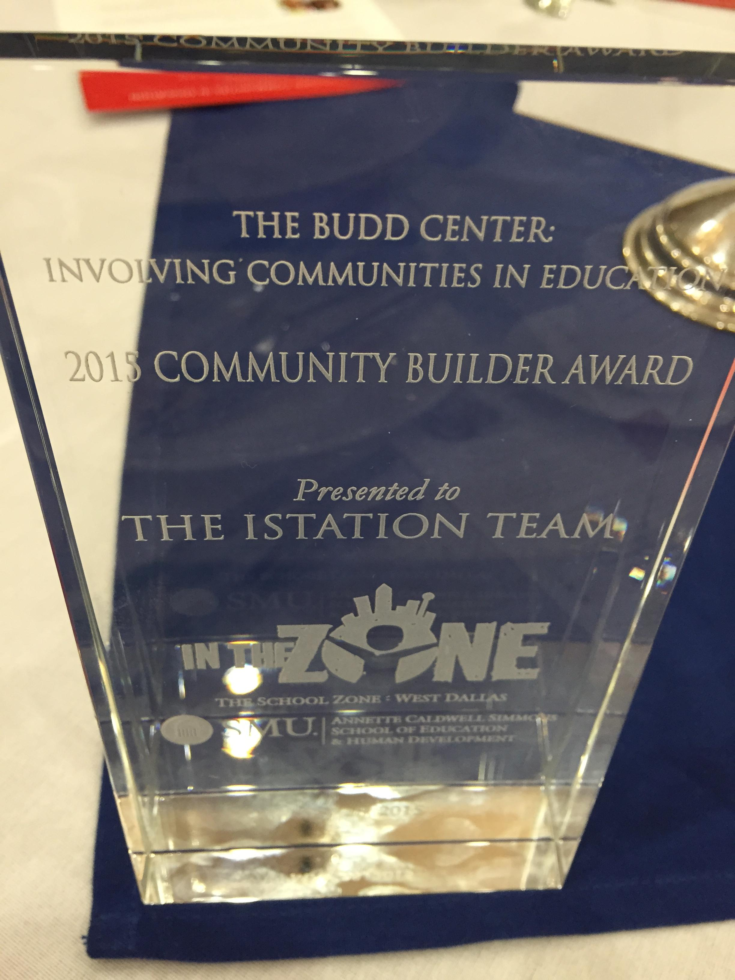 CommunityBuilderAward