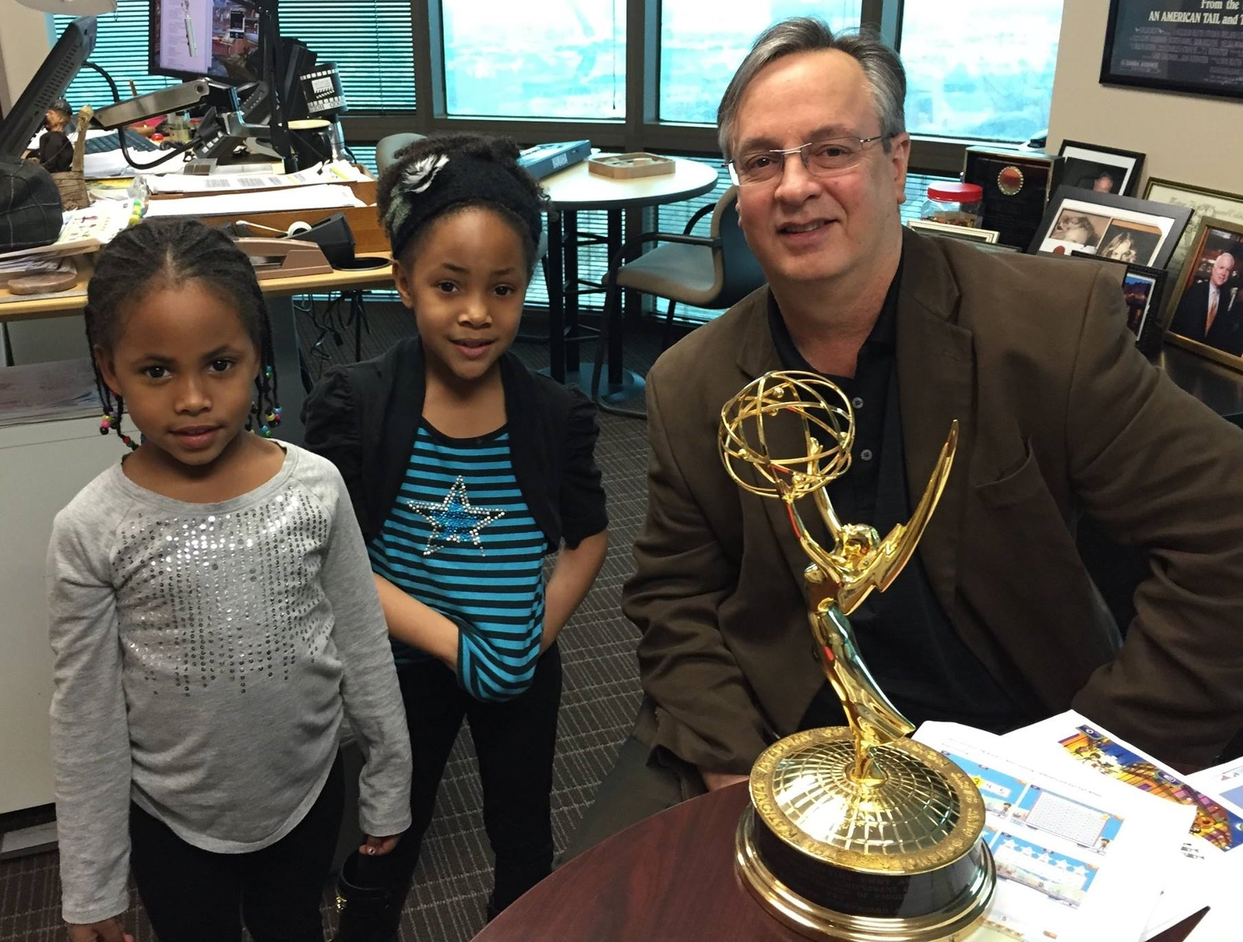 Animation Expert Emmy Winner Educational Cartoons