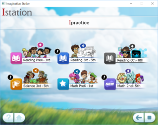 Ipractice_Section Grade Bands