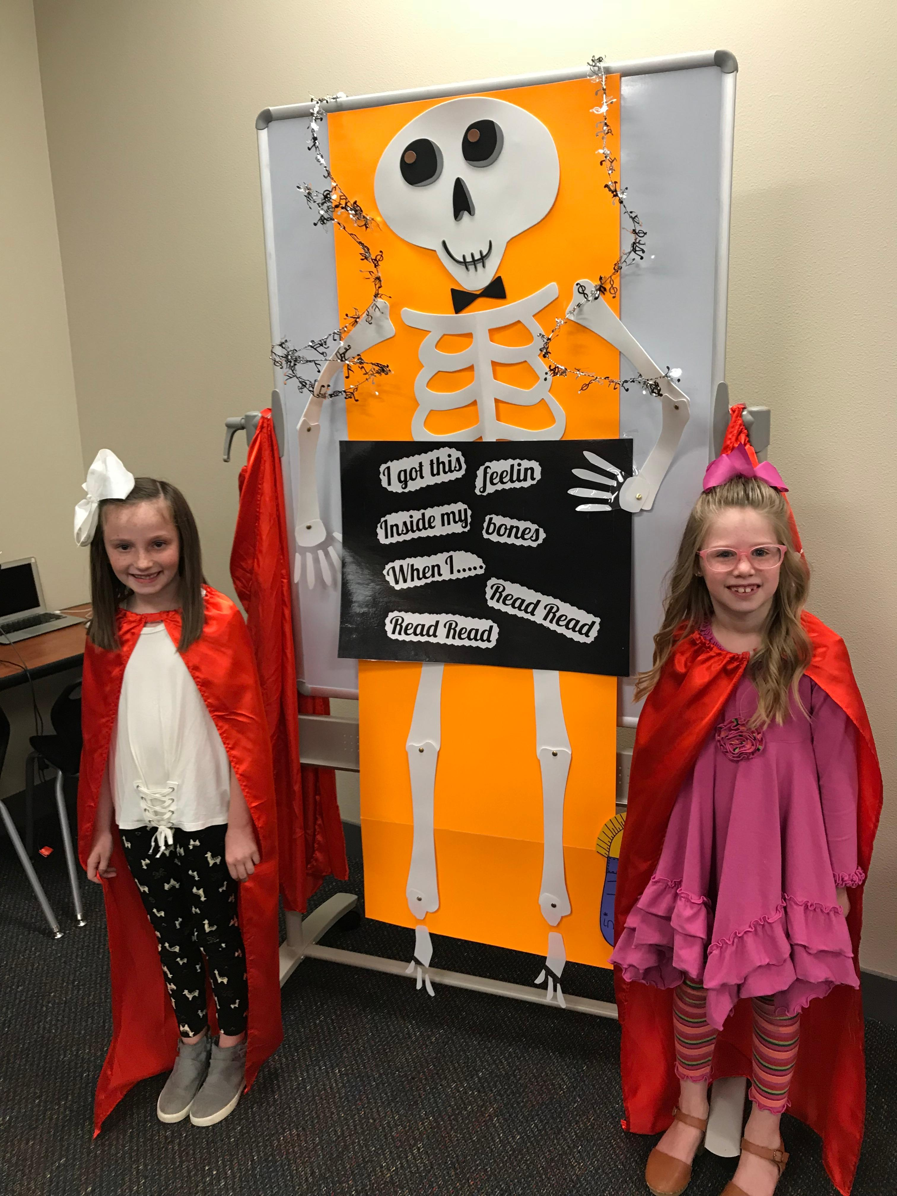 seminole capes and skeleton
