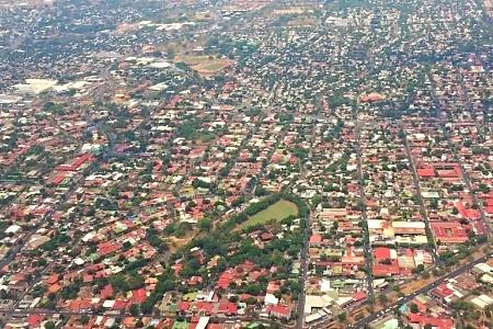Arial View Nicaragua