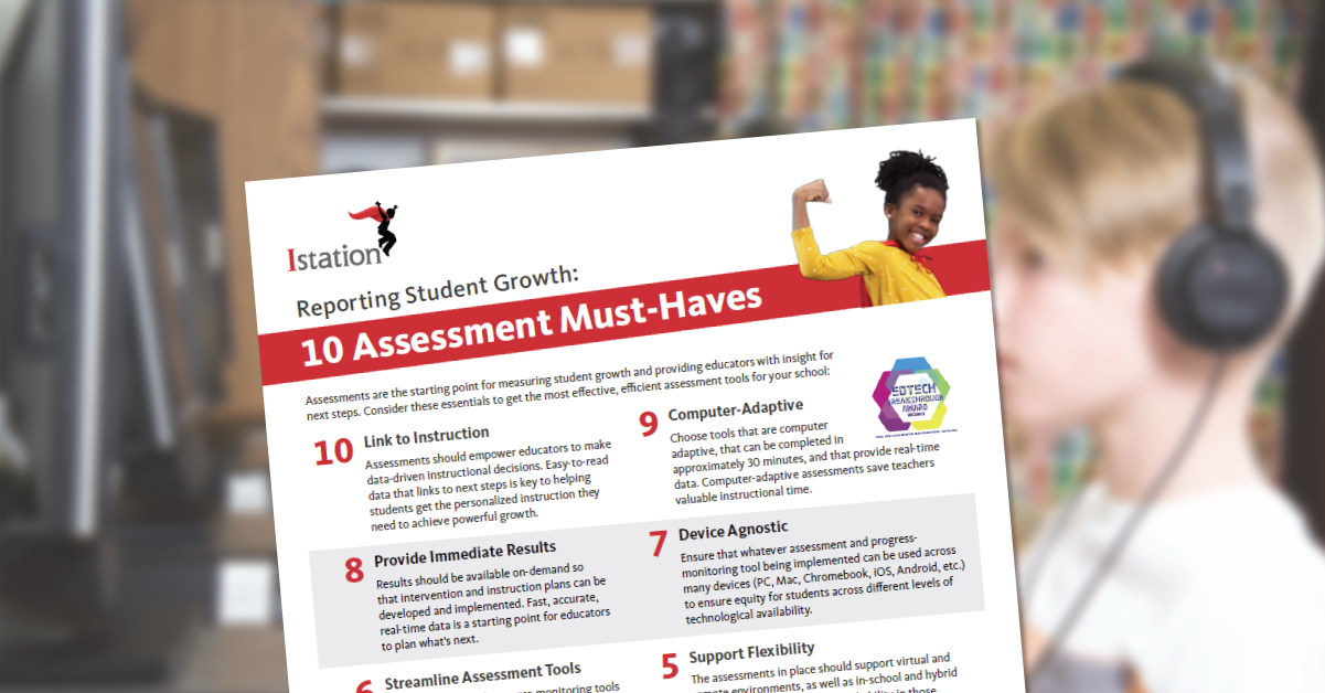Photo of Top-10 Assessment Must-Haves