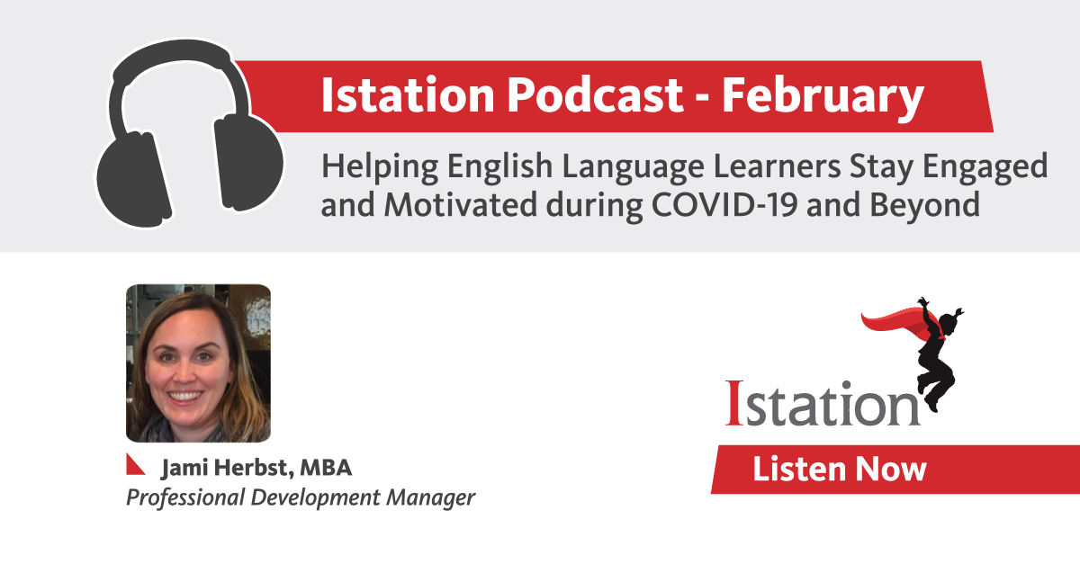 Photo of Podcast: Helping English Language Learners Stay Engaged and Motivated During COVID-19 and Beyond