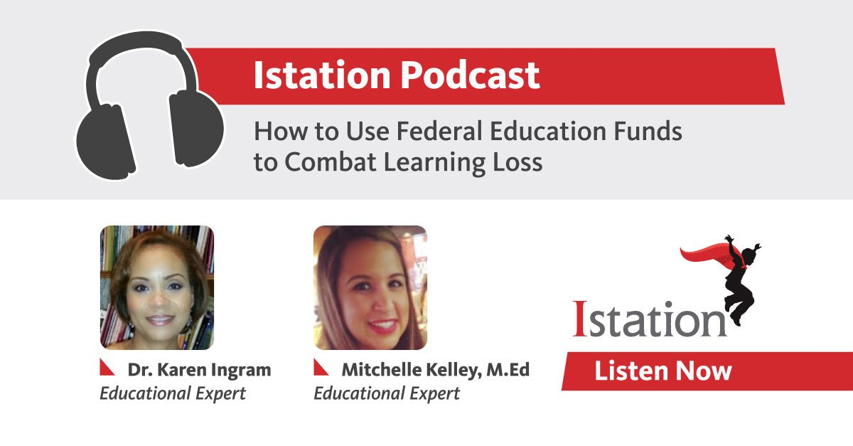 Photo of Podcast: How to Use Federal Education Funds to Combat Learning Loss