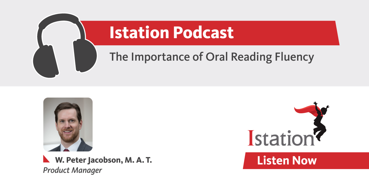 Photo of Podcast: The Importance of Oral Reading Fluency