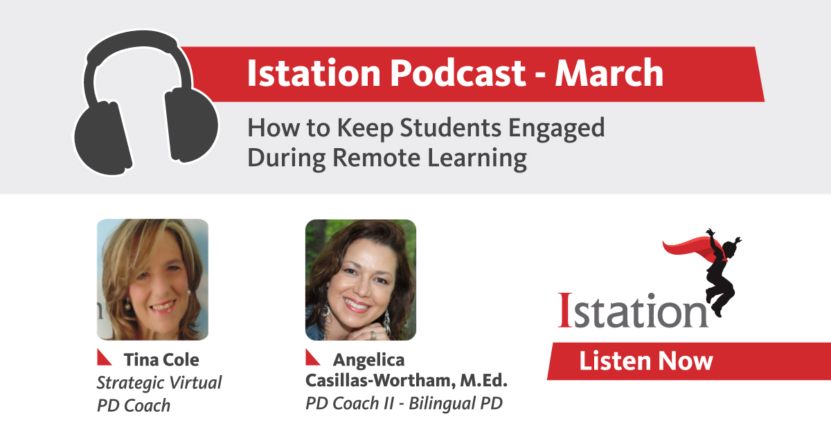 Photo of Podcast: How to Keep Students Engaged During Remote Learning