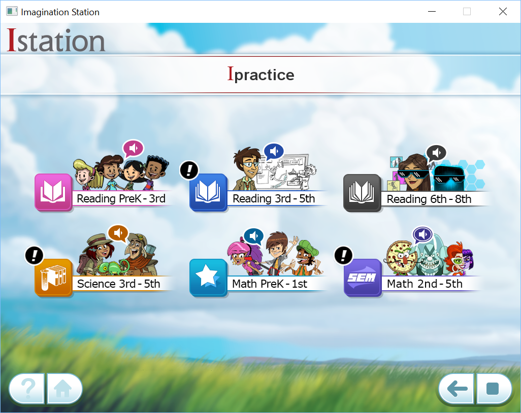 Photo of Istation School-to-Home Updates